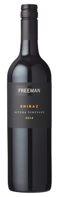 FREEMAN Shiraz 2014