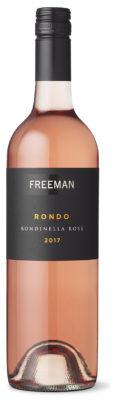 FREEMAN 'Rondo' Rosé 2017