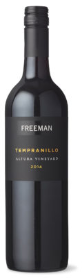 FREEMAN Tempranillo 2014