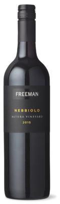 FREEMAN Nebbiolo 2015