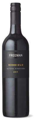 FREEMAN Nebbiolo 2017 Bottle