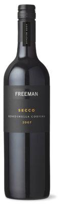 FREEMAN Secco 2007 Aged Release