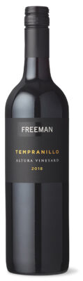 FREEMAN Tempranillo 2018
